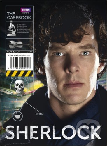 Sherlock: The Casebook - Guy Adams