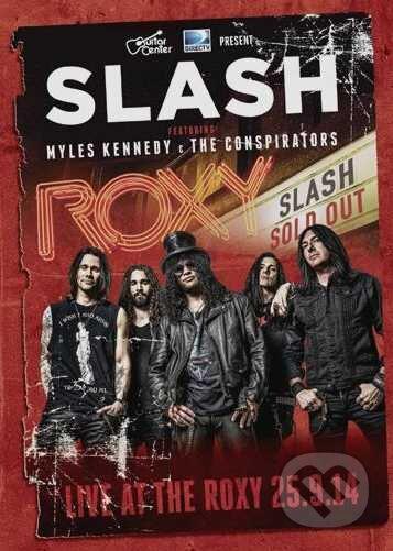 Slash - Live At The Roxy DVD