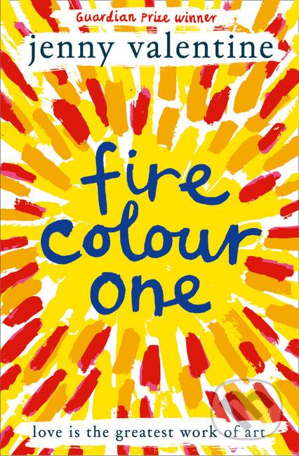 Fire Colour One - Jenny Valentine