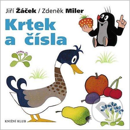 Krtek a čísla - Zdeněk Miler, Jiří Žáček