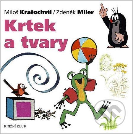 Krtek a tvary - Zdeněk Miler, Jiří Žáček