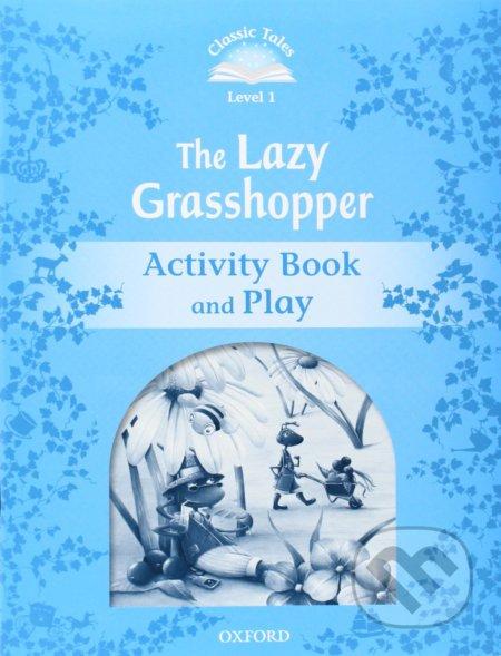 The Lazy Grasshopper - Activity Book - Sue Arengo