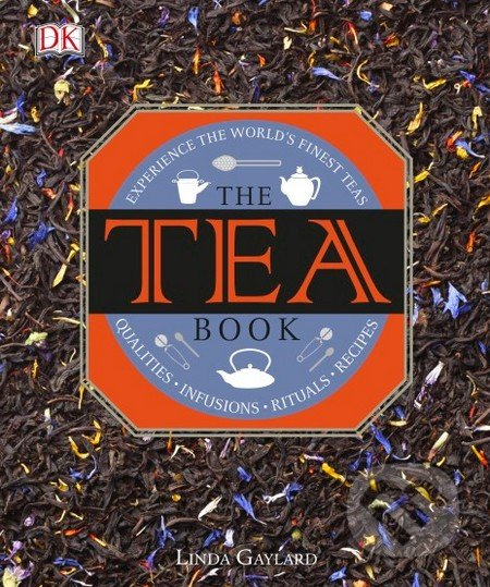 The Tea Book - Linda Gaylard