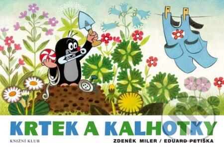 Krtek a kalhotky - Zdeněk Miler, Eduard Petiška