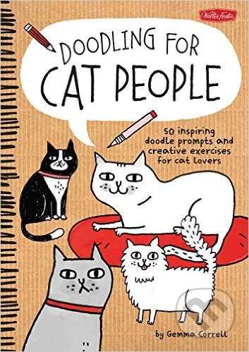 Doodling for Cat People - Gemma Correll