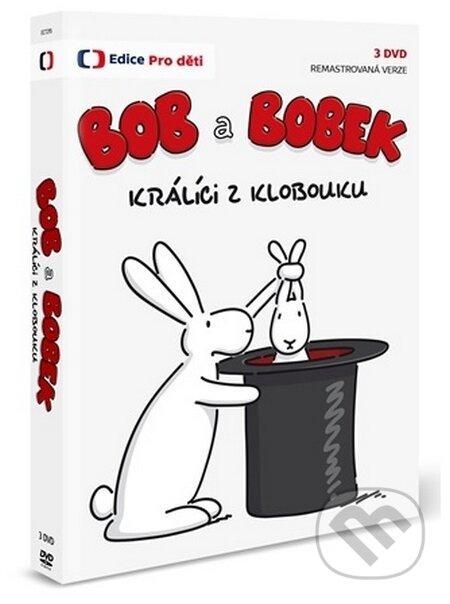 Bob a Bobek králici z klobouku DVD