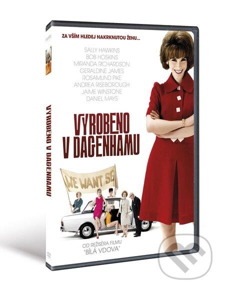 Vyrobeno v Dagenhamu DVD