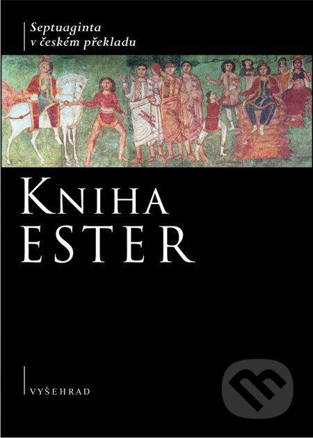 Kniha Ester -