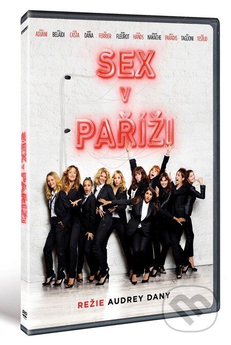 Sex v Paříži DVD