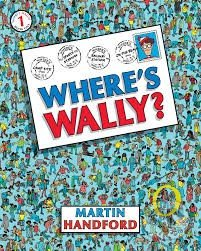 Where\'s Wally? - Martin Handford