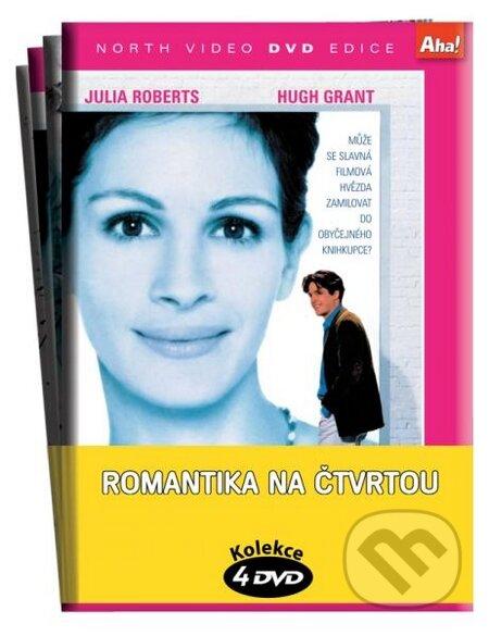 Romantika na štvrtú DVD