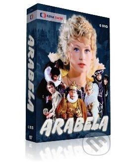 Arabela I. DVD