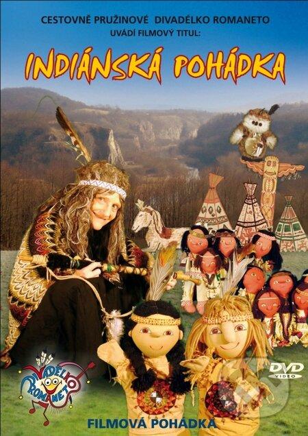 Indiánská pohádka DVD
