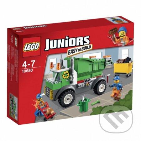 LEGO Juniors10680 Smetiarske auto -