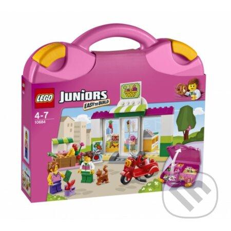 LEGO Juniors 10684 Supermarket v kufríku -