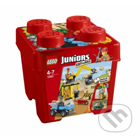 LEGO Juniors 10667 Stavba -