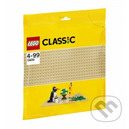 LEGO Classic 10699 Piesková podložka na stavanie -