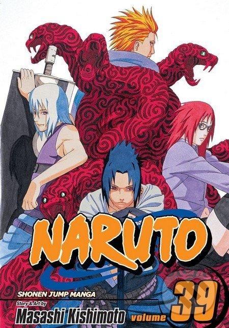 Naruto, Vol. 39: On the Move - Masashi Kishimoto