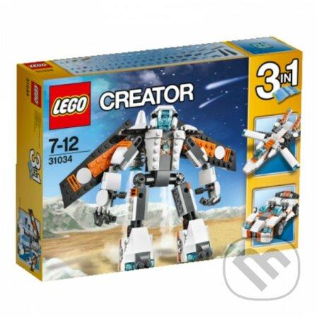 LEGO Creator 31034 Letci budúcnosti -