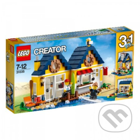 LEGO Creator 31035 Plážová chyža -
