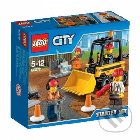 LEGO City 60072 Demolačné práce – štartovacia súprava -