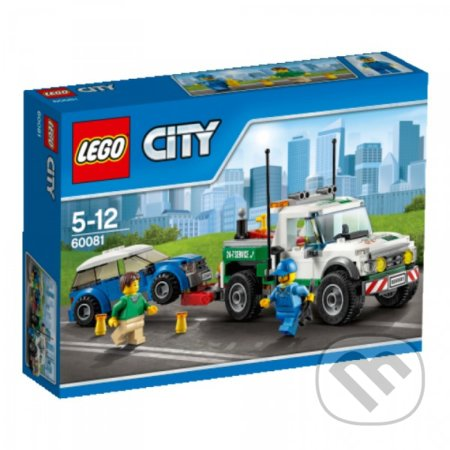 LEGO City 60081 Odťahový pick-up -