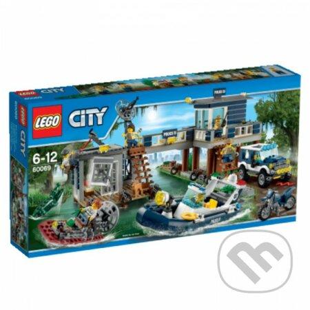 LEGO City Police 60069 Stanica špeciálnej polície -