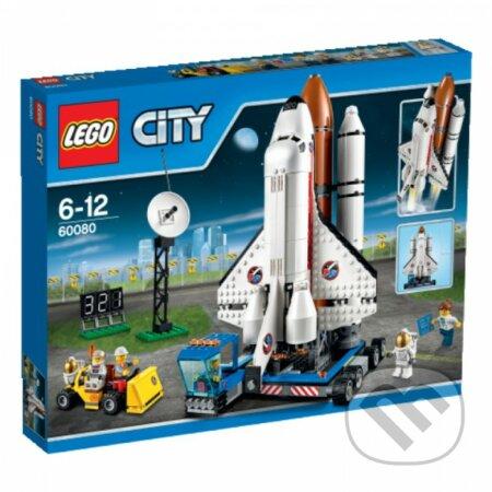 LEGO City 60080 Kozmodróm -