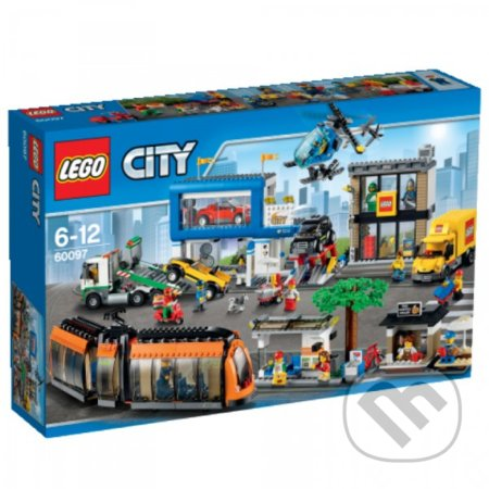 LEGO City 60097 Námestie v meste -