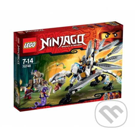 LEGO Ninjago 70748 Titánový drak -