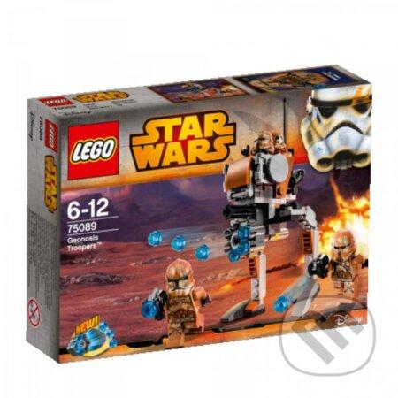 LEGO Star Wars 75089 Geonosis Troopers™ -