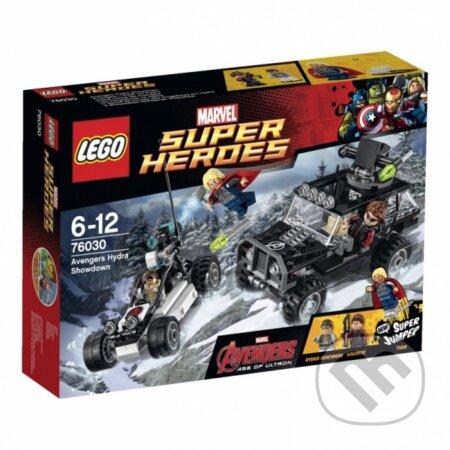 LEGO Super Heroes 76030 Avengers #2 -