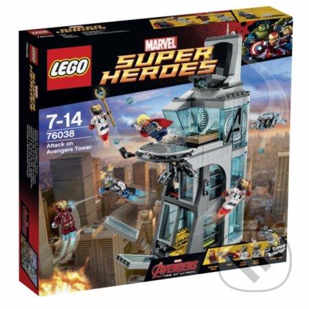 LEGO Super Heroes 76038 Avengers #5 -