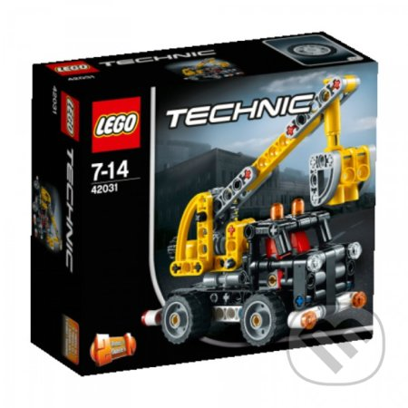 LEGO Technic 42031 Pracovná plošina -