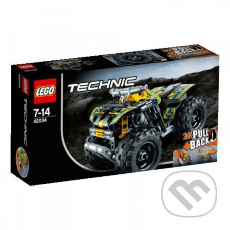 LEGO Technic 42034 Štvorkolka -