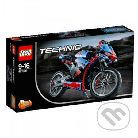 LEGO Technic 42036 Cestná motorka -