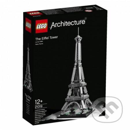 LEGO Architecture 21019 Eiffelova veža -