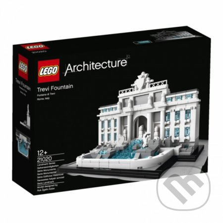 LEGO Architecture 21020 Fontána Trevi -