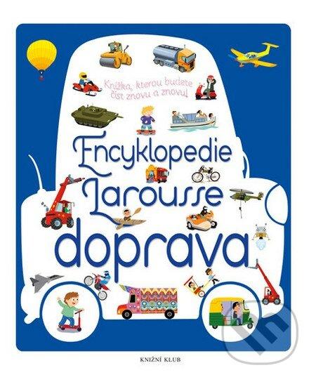Encyklopedie Larousse - doprava -