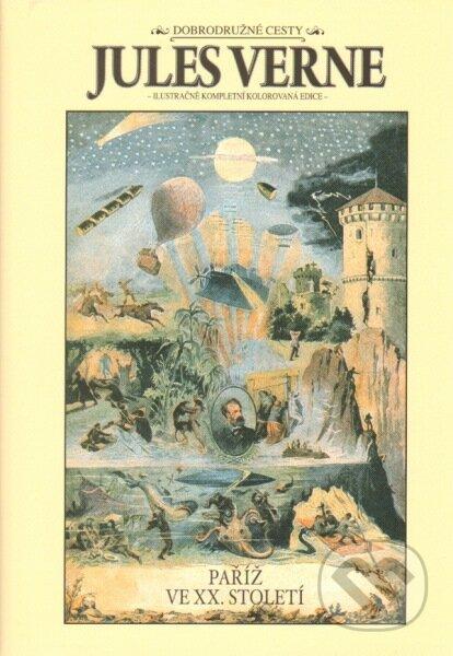 Paříž ve XX. století - Jules Verne