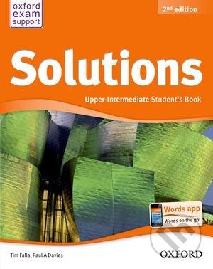 Solutions - Upper-Intermediate - Student\'s Book - Tim Falla, Paul A. Davies