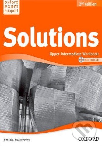 Solutions - Upper-Intermediate - Workbook - Tim Falla, Paul A. Davies