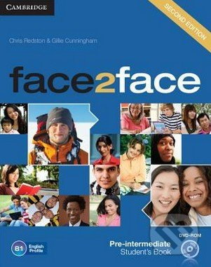 Face2Face: Pre-intermediate - Student\'s Book - Chris Redston, Gillie Cunningham