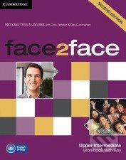 face2face - Upper Intermediate, Second edition, Workbook + Key - Náhled učebnice