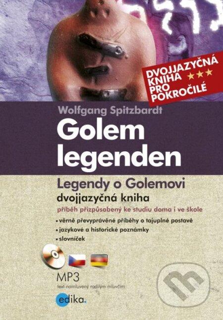 Legendy o Golemovi / Golemlegenden - Wolfgang Spitzbardt
