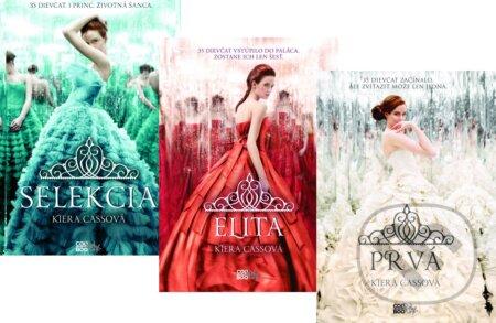 Séria Selekcia (kolekcia) - Kiera Cass