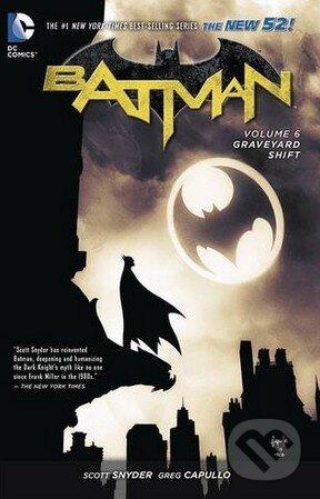 Batman (Volume 6) - Scott Snyder