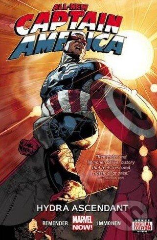 All-New Captain America (Volume 1) - Rick Remender, Stuart Immonen