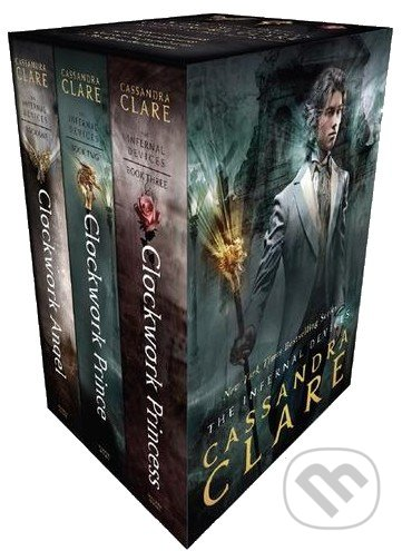 The Infernal Devices (Box set) - Cassandra Clare