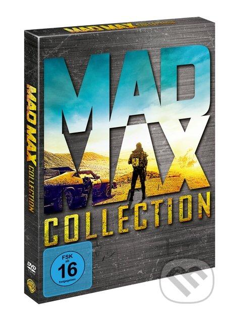 Šílený Max Antologie DVD